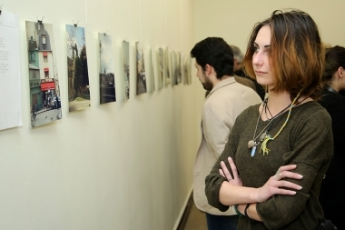 An exhibition under the title of 'Paris Impressions' opened at Albert and Tove Boyanjian Gallery - Photolure News Agency