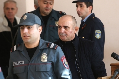 Hearings of the former commander of the NKR Defense Army Samvel Babayan's case took place at the Court of General Jurisdiction of Kentron and Nork-Marash Administrative Districts - Photolure News Agency