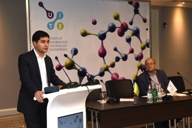 The 17th annual congress of the UITE took place at Armenia Marriott Hotel - Photolure News Agency